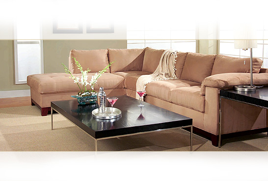 willingham sectional Jennifer Furniture  sc 1 st  Modern Furniture - blogger : jennifer leather sectional - Sectionals, Sofas & Couches